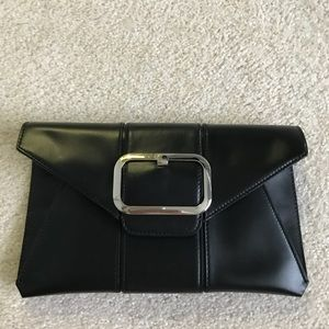 Banana republic clutch bag